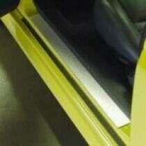 UPR 99-04 Satin Billet Mustang Lower Door Sill Plates!