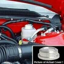 UPR Mustang Brake Fluid Cap Cover