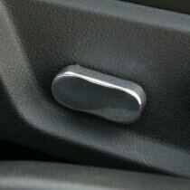 UPR 05-10 Mustang Billet Power Seat Button (Polished)