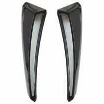 03-04 Cobra Polished Stainless Steel Side Vent Inserts