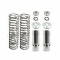 UPR 79-04 Mustang Front Coil Over Kit w/ Springs (Silver)
