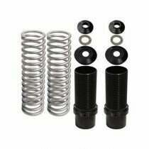 UPR 79-04 Mustang Front Coil Over Kit w/ Springs (Black)