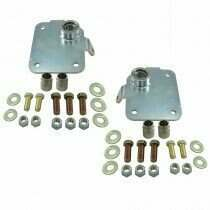 UPR 79-04 Mustang Race Fixed Caster Camber Plates
