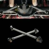 "UPR Products 79-up Mustang 8.8"" Rear End Braces (non-IRS)"