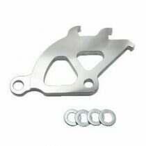 UPR 79-04 Triple Hook Quadrant-Dbl Hook Upgrade Kit (Silver)