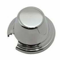 UPR Mustang Vapor Vent Cap Cover (Polished)