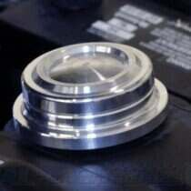 UPR Mustang Billet Intercooler Reservoir Cap Cover