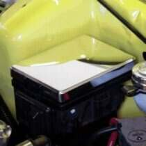 1999-2004 Mustang GT Fuse Box Polished Cover