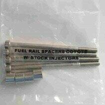 VMP FUELRAILSPCRKIT Fuel Rail Bolt and Spacer Kit for Tall 60mm Fuel Injectors (2011-2017 5.0L Coyote)