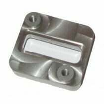 "VMP Tuning Slot-Style Stainless Steel MAF Flange for 2.5"" to 5"" tube for 05+ style, HPX, BA5000"