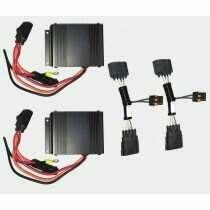 VMP ENF005 Dual Plug N Play Fuel Pump Voltage Booster 40amp (2013-2014 GT500)