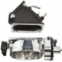 VMP High Flow Elbow and Twin Jet 67mm Throttle body - 40RWHP (07-12 GT500, 5.0L, 4.6L w/ TVS) - VMPELBOWTJ67