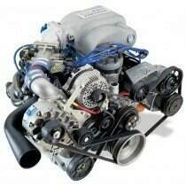 Vortech 94-95 Mustang GT / Cobra V-3 Si Complete System (Satin Finish)