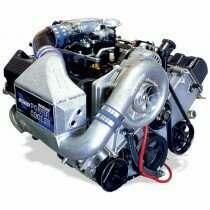 Vortech 1999 4.6L GT Kit w/V-3 Si-Trim & Aftercooler (Polished)