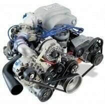 Vortech 94-95 Mustang GT / Cobra V-3 Si Complete System (Polished Finish)
