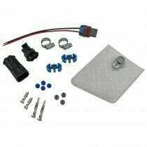 Walbro Universal Install Kit for 465 LPH DCSS Twin Turbine High Pressure Fuel Pump (E85 Compatible)