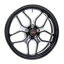 "Billet Specialties RSFB28509021N Win Lite - 18x5"" Drag Pack Front Wheel (Challenger / Charger  / Hellcat / Magnum SRT8)"