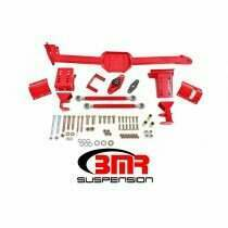 BMR Suspension WL006R 2005-2014 Mustang Watts Link with Rod End/Rod End (Red)