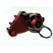 Meziere LS1 Through LS8 Electric Water Pump (Red)