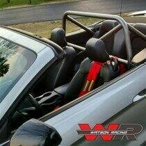 Watson Racing 2015-2020 Mustang Bolt-In 4 Point Roll Bar (Convertible Only)