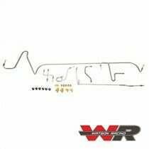 Watson Racing 2013-2014 Mustang Drag Race Brake Line Kit