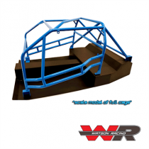Watson Racing 2005-2014 Mustang Road Race Roll Cage