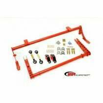 BMR 05-2014 Mustang XTREME Anti-Roll Bar Kit (Red)