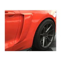 Cervinis 2015-2018 Mustang Side Scoops
