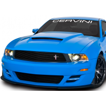 Cervinis 1214 2010-2012 Mustang Stalker Hood