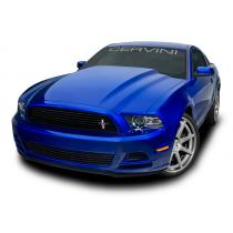 Cervinis 1210 2013-2014 Mustang Cobra R Hood