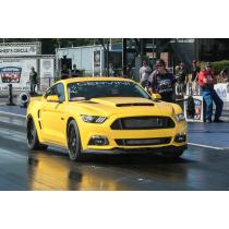 Cervinis 1233 2015-2017 Ford Mustang Stalker Hood