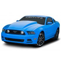 "Cervinis 1223 2013-2014 Mustang 4"" Cowl Hood"