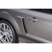 Cervinis 4306 05-09 Mustang C-Series Side Scoops