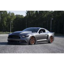 Cervinis 1234 15-17 Mustang 4 inch Cowl Hood