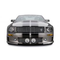 Cervinis 7025 05-09 Mustang Upper Billet Grille w/ Running Horse Emblem