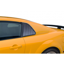 Cervinis 05-09 Mustang Quarter Window Covers