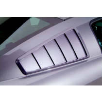 Cervinis 2005-2014 Mustang Eleanor Style Window Louvers