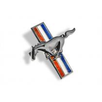 Cervinis 7279 2005-2014 Mustang Running Horse Grille Emblem