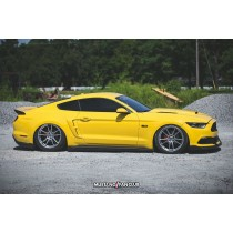 Cervini's 4466 15-20 Mustang Stalker Side Skirts