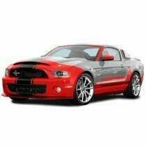 Shelby Clearguard 3M Paint Protection