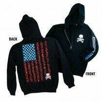 Team Lethal Performance Limited Edition Gen 7 Zip Up Hoodie