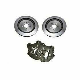 """Lethal Performance 2013-2014 Shelby GT500 Rear Brake Conversion Kit (For use with 15"""" Drag Wheels)"""