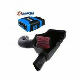 Lethal Performance Stage 1 Power Pack - Intake and HPT RTD Tuner & Lund Tune (2015-2017 Mustang GT)