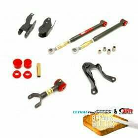 "BMR 2005-2014 S197 Mustang ""Bread and Butter"" Suspension Package"