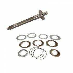 Mcleod Clutch Pack Upgrade Kit and TCS Intermediate Shaft for the 6R80 Transmission