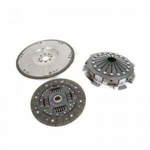 Ford OEM 2013-2014 Shelby GT500 Twin Disc Clutch Kit with Flywheel (Fits 2010-2014 Shelby GT500)