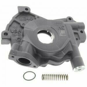 Melling High Pressure Oil Pump with Billet Steel Rotors (4.6L/5.4L 3V SOHC ; 5.4L/5.8L 4V DOHC)