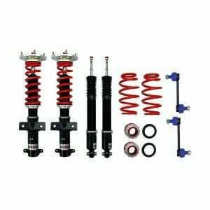 PEDDERS ADJUSTABLE COILOVER KIT EXTREME XA FOR 2005-2014 MUSTANG