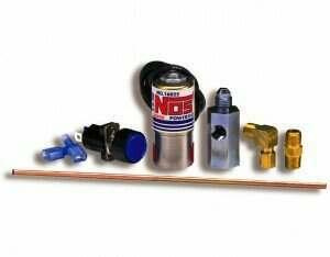 NOS Purge valve kit for -4AN line
