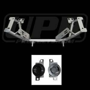 UPR Products 79-95 Mustang Tubular Chrome Moly K Member w/ Spring Perches